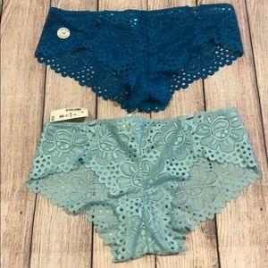 Lace Hipster Underwear
